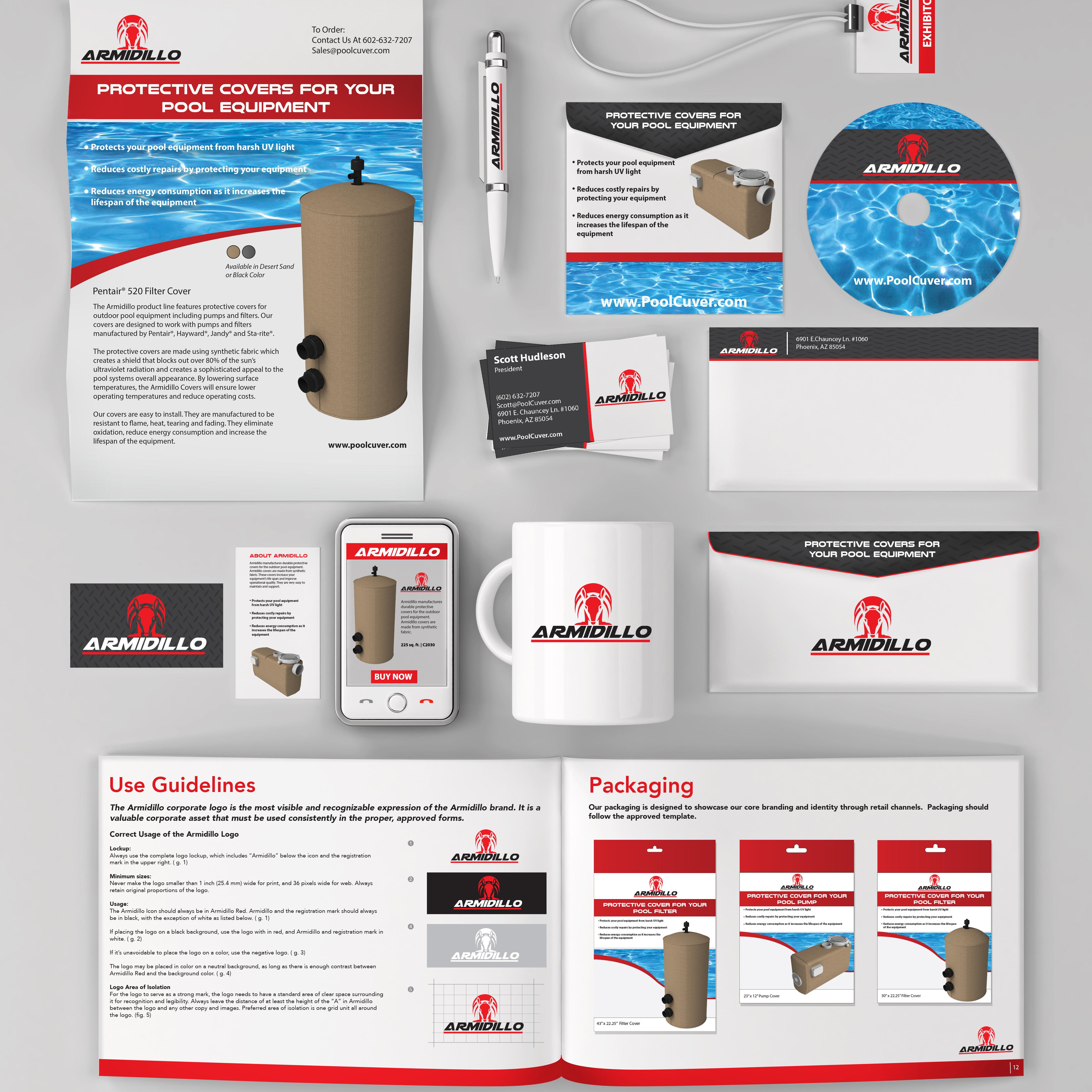 Branding work phoenix arizona branding arizona for Industrial design packaging